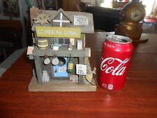Vintage Wood Bird House Smallville General Store