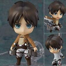 Good Smile Nendoroid No.375 Attack on Titan Eren Yeager Action Figure New In Box