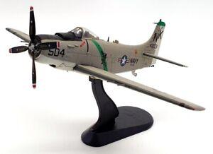 Hobby Master 1/72 Scale HA2906 - Douglas A-1 Skyraider BuNo 142031 VA-145