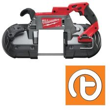 Milwaukee M18CBS125-0 18V Fuel Bandsaw Body Only