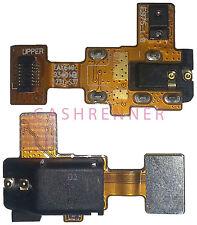 Auriculares con conector sensor flex n hembra EARPHONE audio lg optimus g e970 e971 e975