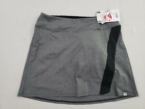 Pearl iZUMi Women's Select Escape Cycle Cycling Skirt Phantom Heather XL New