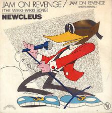 """NEWCLEUS – Jam On Revenge (The Wikki-Wikki Song) (1983 HIP HOP SINGLE 7"""")"""