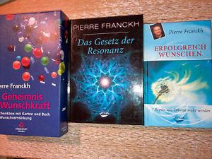 Pierre Franckh Erfolgreich wünschen Gesetz der Resonanz Geheimnis d. Wunschkraft