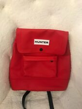 Hunter for Target Red Backpack - Large- Limited Edition In Hand