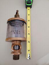 Brass Hit Miss Engine Oiler