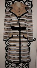 Vintage Lilli Ann Dress with Matching Belted Jacket 1960's Beautiful