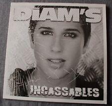 Diam's, incassable, Maxi vinyl promo