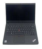 "Lenovo ThinkPad E14 IPS i7-10510U 8GB RAM 256GB SSD Win10 Pro 14"" FHD - Open Box"