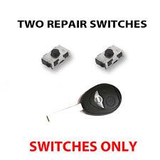 2 NEW BMW MINI COOPER  KEY FOB REMOTE NEW REPAIR SWITCHES