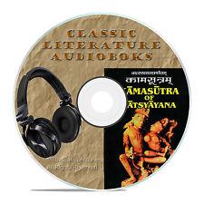 THE KAMA SUTRA, VATSYAYANA, READ ON CLASSIC AUDIOBOOK LITERATURE MP3 CD-A28