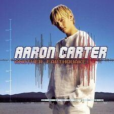 "Aaron Carter: Another Earthquake CD (2002) New/Sealed + Bonus song ""Sugar!"""