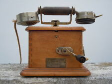 Téléphone Type 1910 La Séquanaise Electrique P. Jacquesson