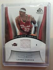 2006-07 SP Game Used #114 Larry Hughes Jersey Card