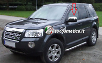 Chrome door wing Mirror Covers for Land Rover Freelander 2 crome LR2 accessories