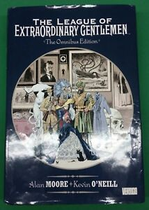 The League of Extraordinary Gentlemen Omnibus (2011) Hardcover