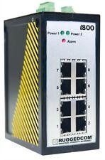 Ruggedcom i8008 Port Industrial Ethernet Unmanaged Switch