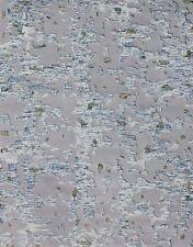 10x14 Gray Raised Wool Contemporary Carpet NEW Area Rugs Home Decor Carpet