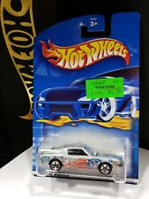 2001 HOT WHEELS 1968 MUSTANG FASTBACK HIPPIE CAR - A20