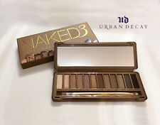 URBAN DECAY eyeshadow palette NAKED 3, nuova con scatola