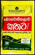 ''Bogawantalawa Kahata'' Golden Valley Leaf Ceylon Black Tea powder