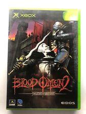 XBOX PAL Blood Omen 2 The Legacy of Kain Series Original XBOX Pal ITA