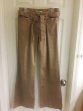 BCBGeneration, Women's Size 4 tall 30X35 Pants, Pleated, Belted, Stretch, NWT