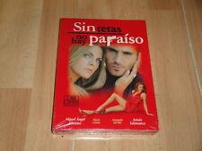 SIN TETAS NO HAY PARAISO SEGUNDA TEMPORADA EN DVD CON 3 DISCOS NUEVA PRECINTADA
