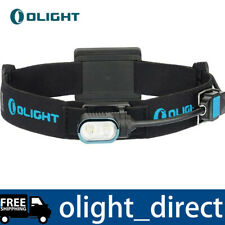 Olight Array 400 Lumens Lightweight Usb Magnetic Rechargeable Headlamp Us !