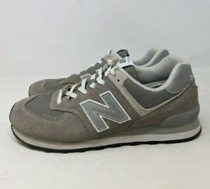 New Balance 574 Classics Gray Mens 9 D Running Sneakers ML574EGG Casual Lace Up