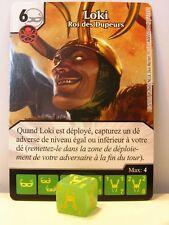 Marvel Dice Masters - #047 Loki - Roi des Dupeurs - Avengers vs X-Men