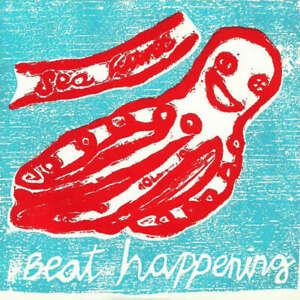 "Beat Happening Sea Hunt 7"" VINYL Bi-Joopiter 1991"