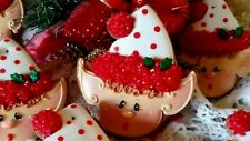 Christmas Cookie type Fragrance oil Candle Soap making crafts W free Dropper