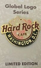 2018 HARD ROCK CAFE WASHINGTON DC GLOBAL LOGO SERIES/CHERRY BLOSSOMS LE PIN