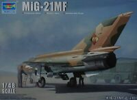 Trumpeter: MiG-21MF Fighter in 1:48