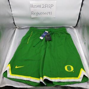 NWT Men's Nike NCAA Oregon Ducks Dri-Fit Basketball Shorts Multi Sz CN1663-377