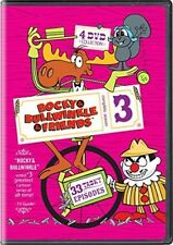 Rocky And Bullwinkle And Friends: Complete Season 3 [New DVD]