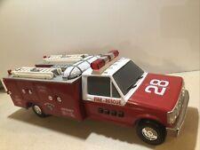 1995 Funrise Metro City FD Utility Truck? Unit 28 Emergency Rescue Working