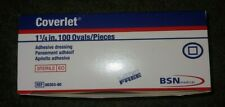 """BSN Medical Coverlet 1 1/4"""" Adhesive Dressing REF 00303-00 Expires 2022"""