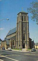 Taunton MA Early 1950s Cars @ St Mary's Roman Catholic Church~
