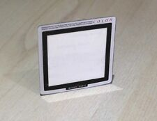 Platinum Silver Neo Geo Pocket Color Replacement Screen Lens NEW NGPC SNK neogeo