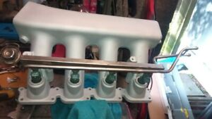 VW/Audi Ported Bam Inlet Manifold To Large Port Agu head