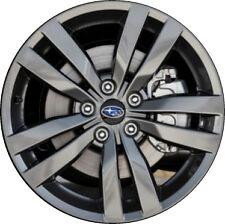 Alloy wheel repair touchup paint for Subaru WRX Gray