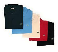 LACOSTE Herren POLO HEMD L12.12 Poloshirt Freizeithemd verschiedene Farben BR4-B