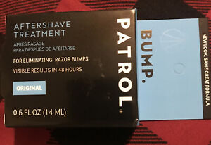 BUMP PATROL RAZOR BUMP TREATMENT ORIGINAL 0.5 OZ CARDED