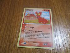 Carte Pokémon NEUVE Commune Limagma 50 PV 72/97 (EX Dragon)