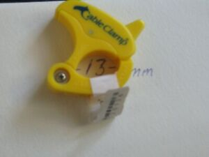 10 STÜCK Cable Clamp