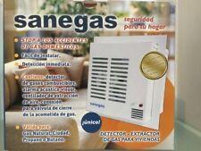 Detector Extractor de Gas SANEGAS