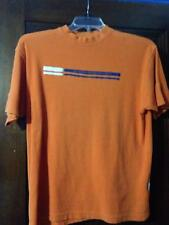 Eternity Men's T-Shirts Orange Size M