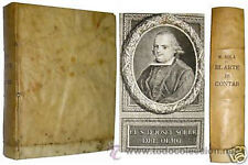 1801 - EL ARTE DE CONTAR - Solá - Pergamino - Clásico Matemáticas - Monedas Camb